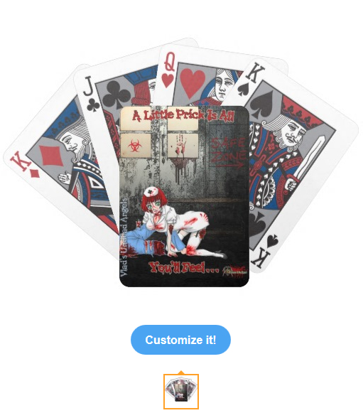 Abigail Playing Cards