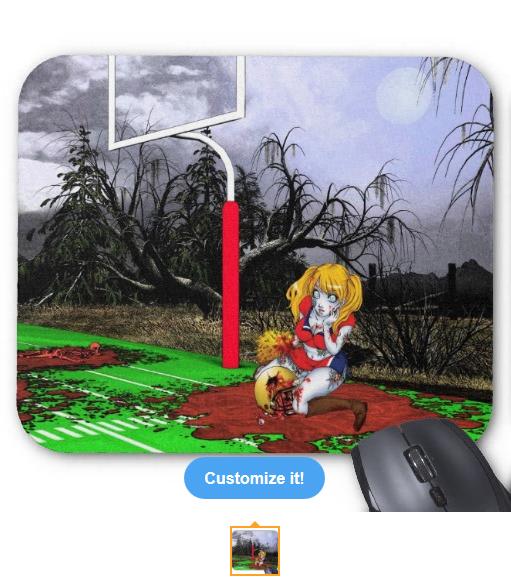 Buffy Mousepad