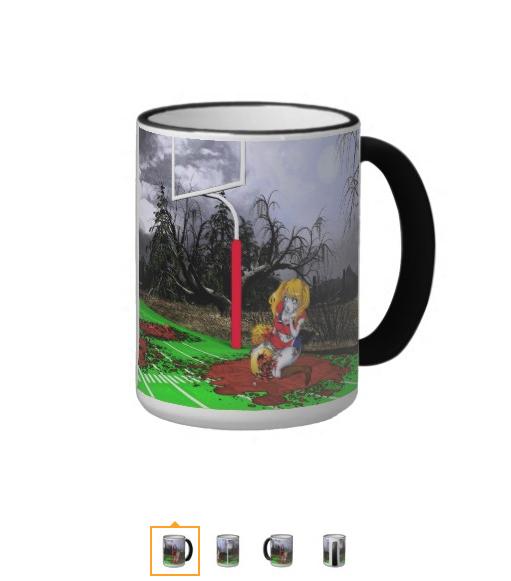 Buffy Ringer Mug