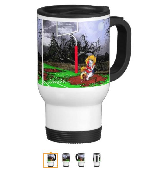 Buffy Travel Mug