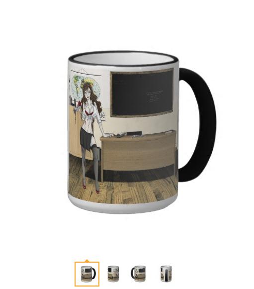 Charlotte Ringer Mug