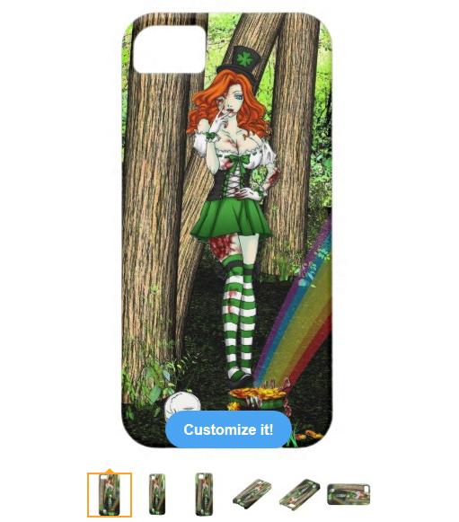 Fiona iPhone Case