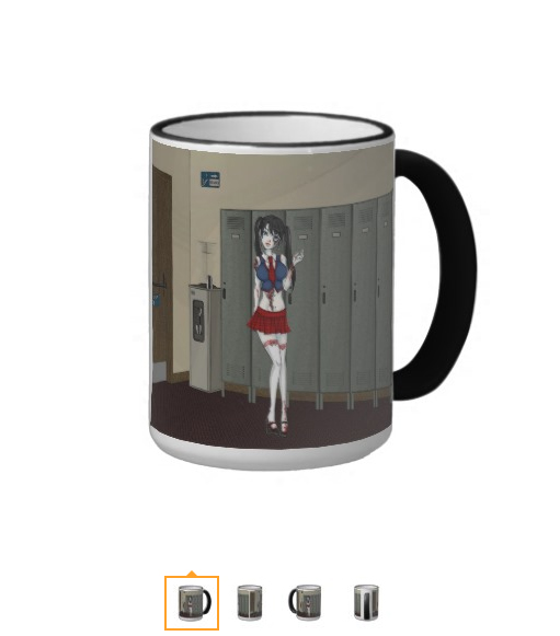 Rachel Ringer Mug