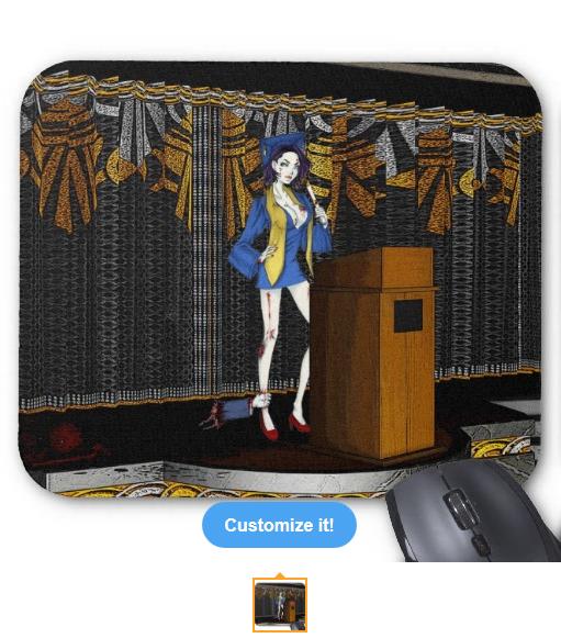 Tiffany Mousepad