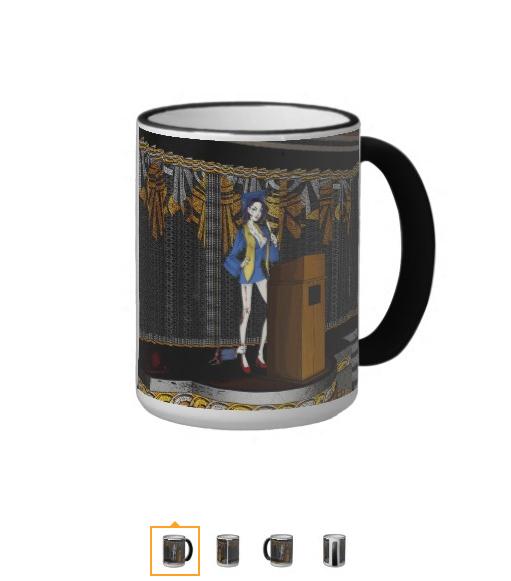 Tiffany Ringer Mug