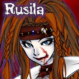 Rusila:<br>Vampire Pirate