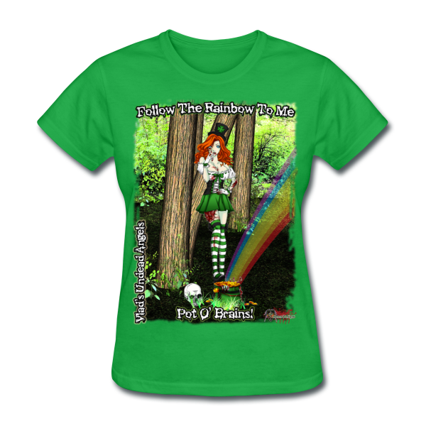 Zombie Fiona Woman's Tee by Enforcer Designs