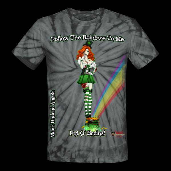 Zombie Fiona Tie Dye by Enforcer Designs