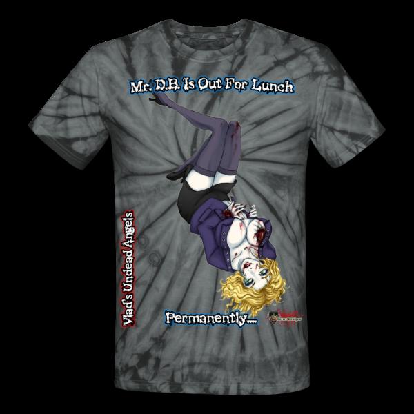 Zombie Jennifer Tie Dye by Enforcer Designs