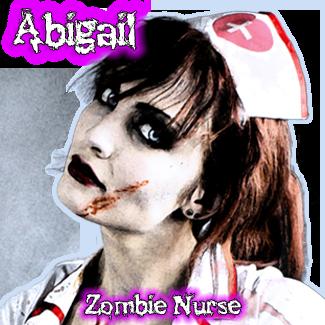 Abigail: Zombie Nurse