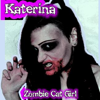 Katerina:<br>Zombie Cat Girl