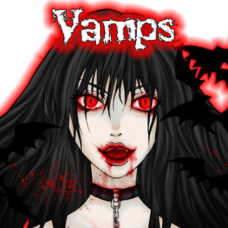 Undead Angels:<br>Vamps