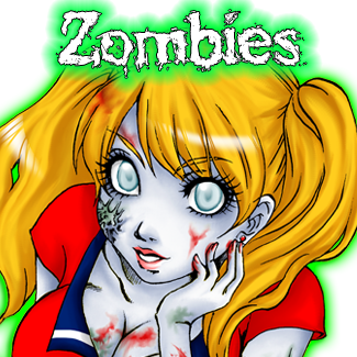 Undead Angels:<br>Zombies