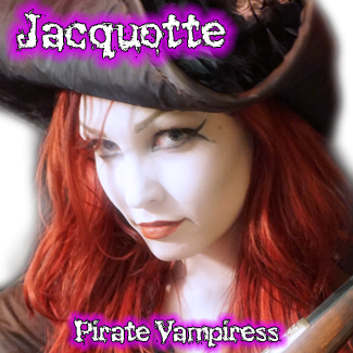 Jacquotte: Vampire Pirate