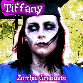 Tiffany: Zombie Graduate