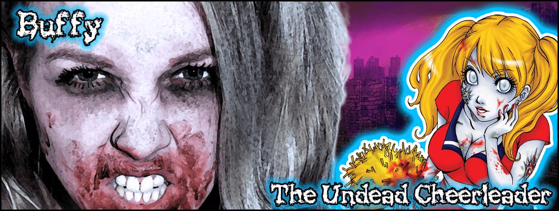 Buffy The Undead Cheerleader