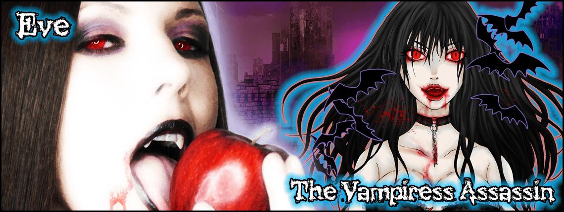 Eve The First Vampiress Assassin