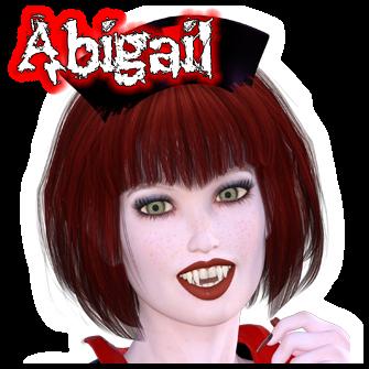 Abigail:<br>Zombie Nurse