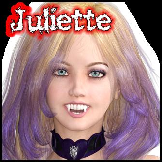 Juliette:<br>Vampire Drummer