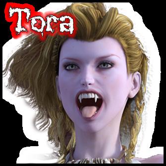 Tora:<br>Vampiress Viking