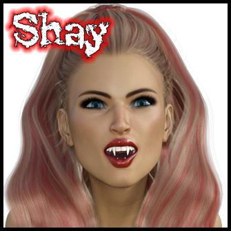 Shay:<br>Zombie Lifeguard