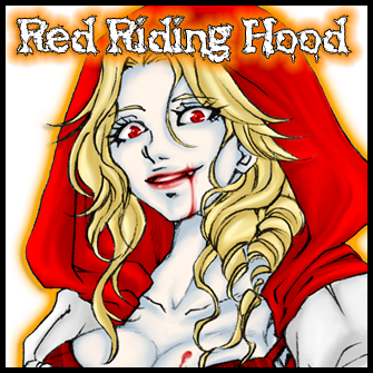 Vampiress Red Riding Hood