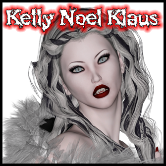 Kelly Noel Klaus<br>Santa's Vampire Daughter