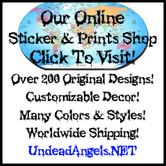 Shop Our Stickers, Posters, & More!