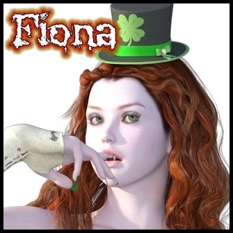 Fiona:<br>Zombie Irish Gal