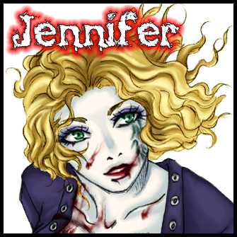Jennifer:<br>Zombie Administrative Assistant
