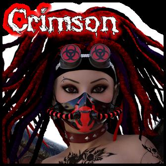 Crimson:<br>Vampire Guitarist