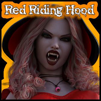 Vampiress Red Riding Hood