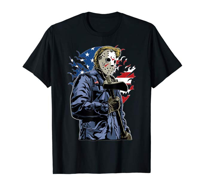 Horror Mashups: American Killer – Jason VS Donald