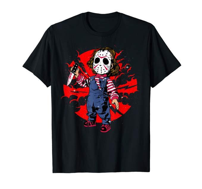 Horror Mashups: Chucky VS Jason