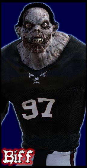 Biff<br>Zombie Football Player