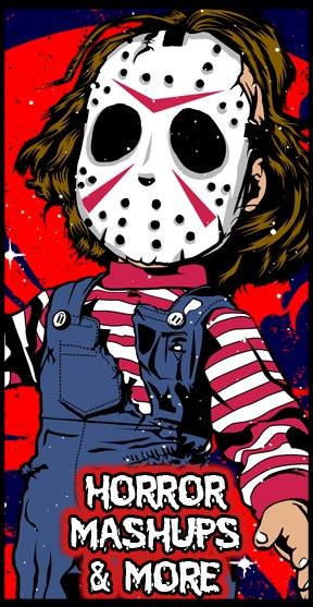 Horror & Pop Culture:<br>Mashups & More