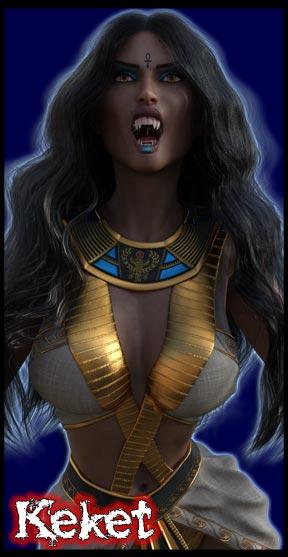 Goddess Of Darkness