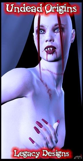 Undead Angels<br>& Enforcer Designs<br>Legacy Designs
