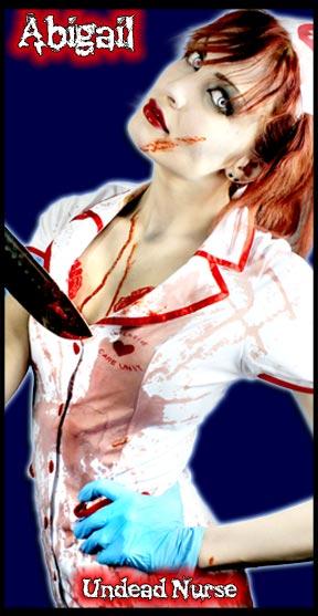 Abigail: Undead Nurse