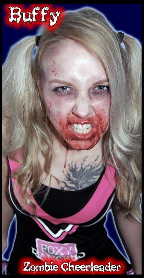Buffy: Zombie Cheerleader