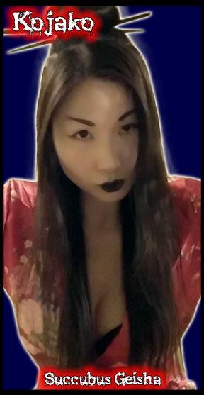 Kojako<br>Succubus Geisha