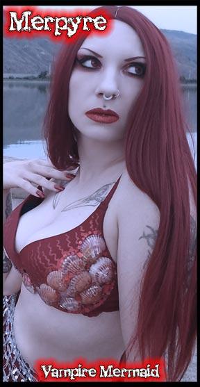 Merpyre: Vampire Mermaid