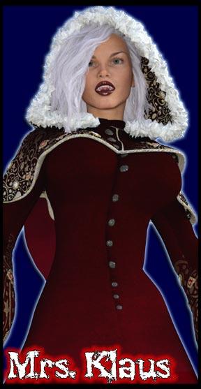 Vamp Mrs. Klaus