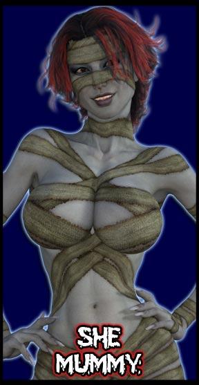 She-Mummy