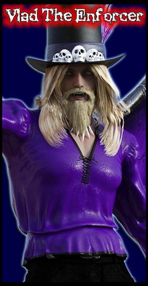 Vlad The Enforcer<br>Vampire Supreme