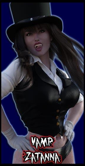 Vamp Zatanna