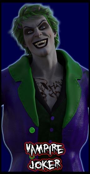 Vampire Joker