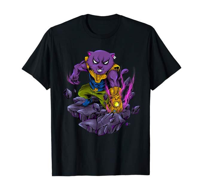 Madd Kitty: Thanos Snap