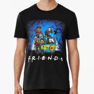 Horror Friends: Freddy, Chucky, Jason & Crew In The Mystery Machine