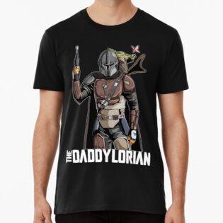 The Daddylorian: Mandalorian & Baby Yoda